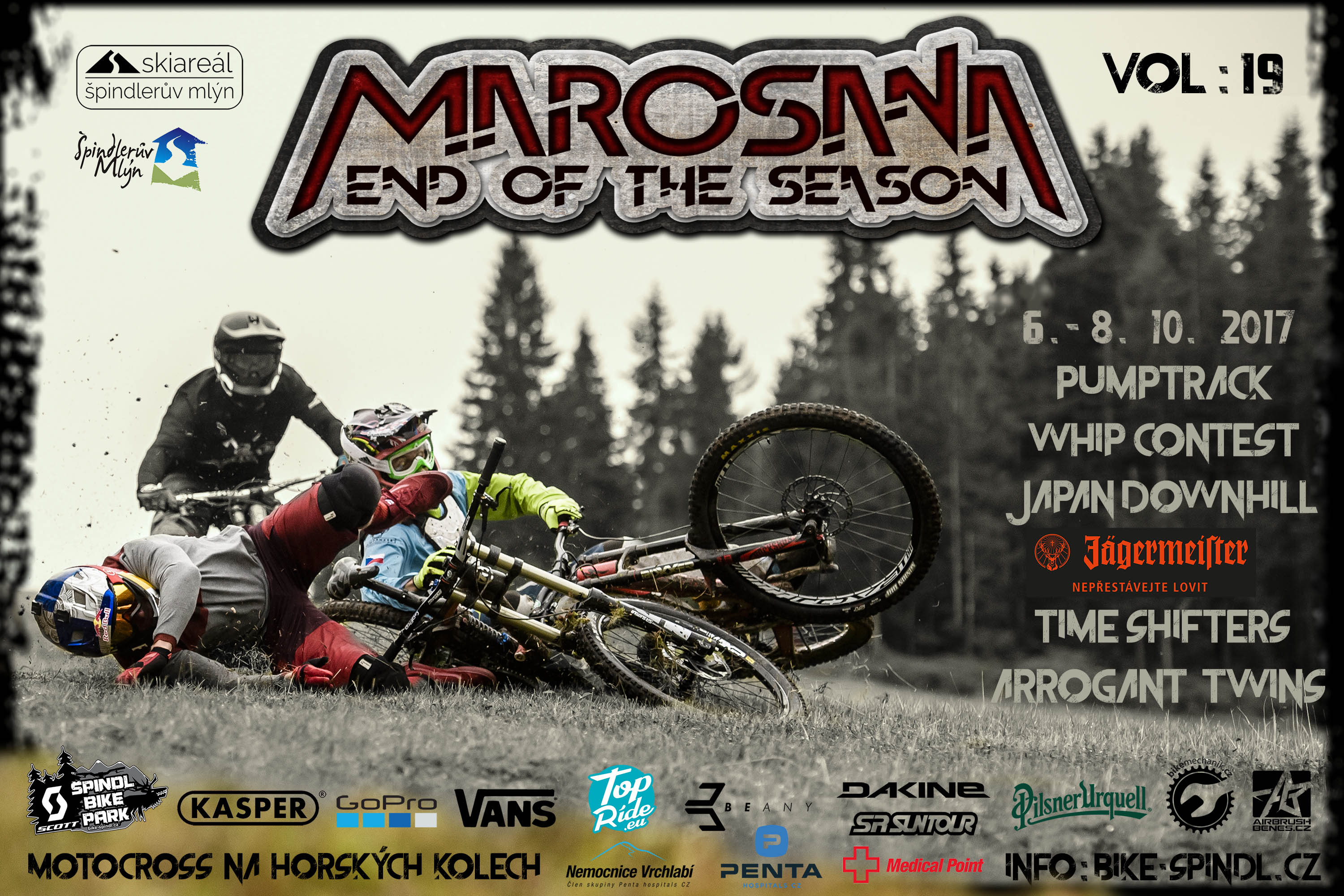 Marosana end of the season 2017
