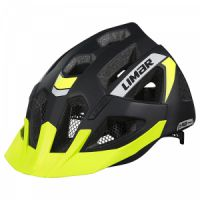 Přilba Limar X-Ride Reflective Matt Black