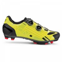 Tretry Crono MTB CX2 2018 Yellow fluo