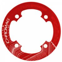 Rock-ring Chromag Bashguard red