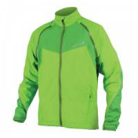 ENDURA Hummvee Convertible Jacket - L green