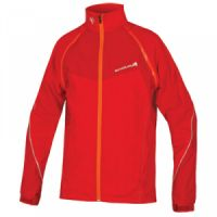 ENDURA Hummvee Convertible Jacket - red