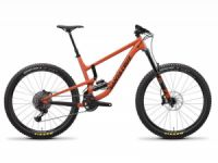 "Kolo MTB 27,5"" Santa Cruz Nomad A S orange/carbon"