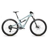 "Kolo MTB 29"" Santa Cruz Hightower C R skye blue/gold"