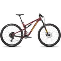 "Kolo MTB 29"" Santa Cruz Tallboy A R oxblood/tan"