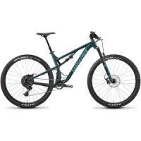 "Kolo MTB 29"" Santa Cruz Tallboy A R forest green/baby blue"