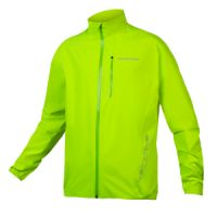 Endura Hummvee Waterproof Jacket hi-viz yellow