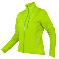 Endura Hummvee Waterproof Jacket WMS hi-viz yellow