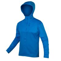 Bunda ENDURA SingleTrack Softshell II Blue