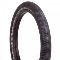 "CULT tire VANS 20 x 2.2"" Black/Reflective Checkered wall"