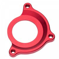 Reverse Adapter ISCG for BB-mount Red
