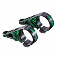 Představec Reverse Black One Direct Mount 48 mm / 31,8 mm Black / Green