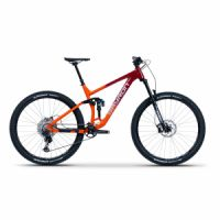"Kolo Qayron Carma MKII TR Q 29"" / Red - Orange"
