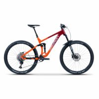 "Kolo Qayron Carma MKII TR 3 29"" / Red - Orange"