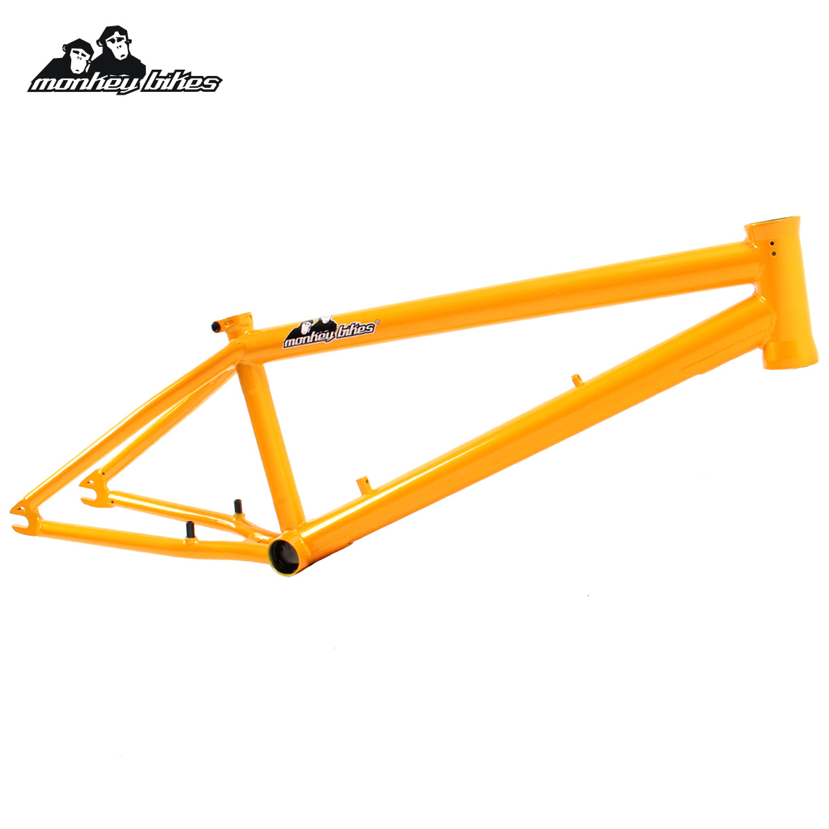 Rám BMX Monkey Bikes Cornelius orange